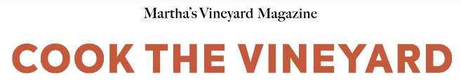 cook the vineyard logo